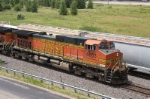 BNSF 4663